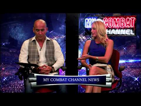 My Combat Channel News 10/26/2012