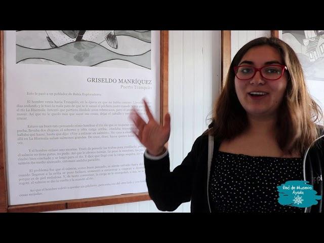 Museo de Puerto Río Tranquilo, Chile