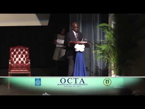 OCTA Ministerial Conference - February 25 2015
