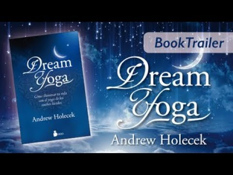 DREAM YOGA - Andrew Holecek - Booktrailer
