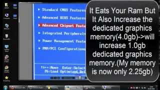 Video How To Increase Your Dedicated Graphics Memory download MP3, 3GP, MP4, WEBM, AVI, FLV Desember 2017