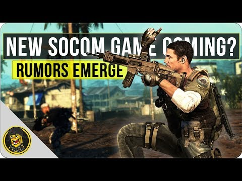 New SOCOM Game Coming? Rumored Return of the Online Shooter
