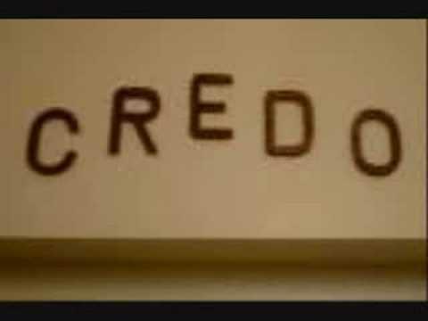 Credo - Kad mēs iemīlēsim