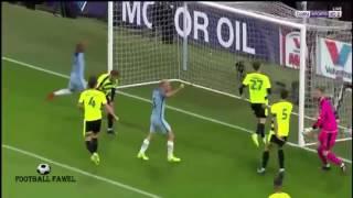 اهداف مانشستر سيتى و هدرسفيلد تاون [5-1] تعليق عربى [كاملة] 1-3-2017 - كاس الاتحاد الانجليزى