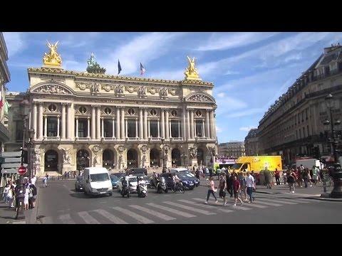 FRANCE - PARIS City Tour [2016]