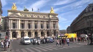 FRANCE - PARIS City Tour [2016](Paris City Travel Video., 2016-06-04T08:52:39.000Z)
