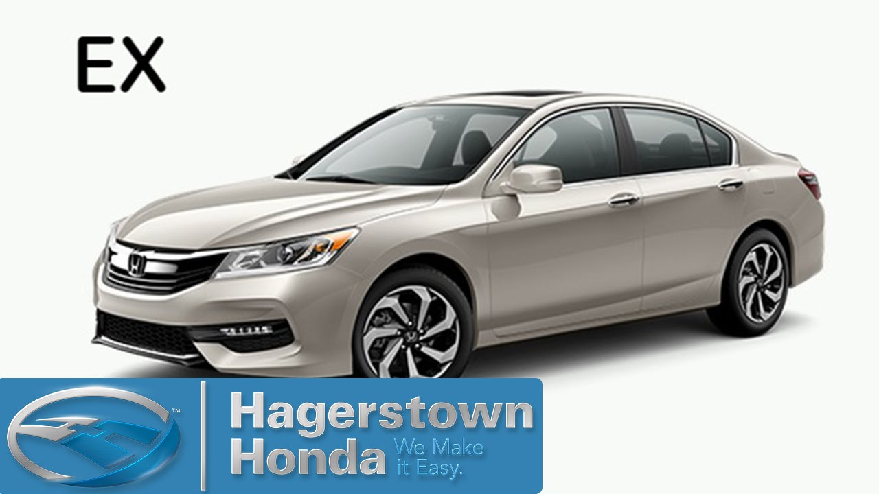 2016 Honda Accord Ex Colors Hagerstown