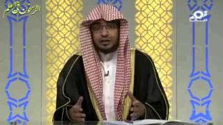 حُكم الجمع بين طواف الإفاضة وطواف الوداع - الشيخ صالح المغامسي