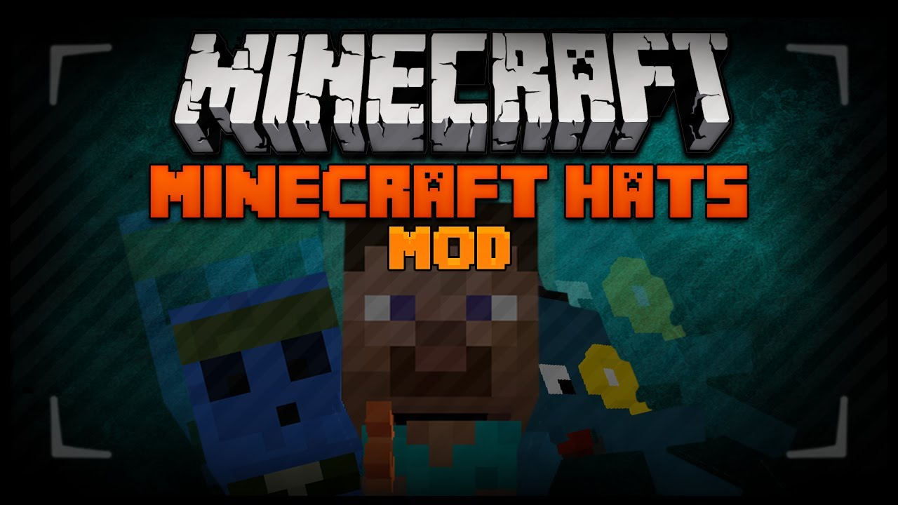 how to put on a hat in minecraft