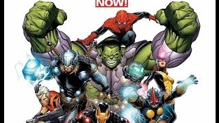 Box Busters: 2014 Upper Deck Marvel Now! trading cards