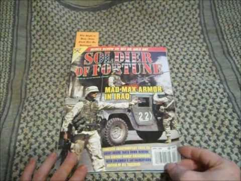 Soldier of Fortune Magazine:  April 2005
