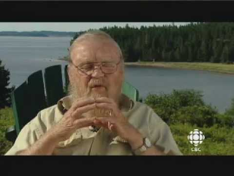 Land & Sea - Farley Mowat Protects His Land with the Nova Scotia Nature Trust