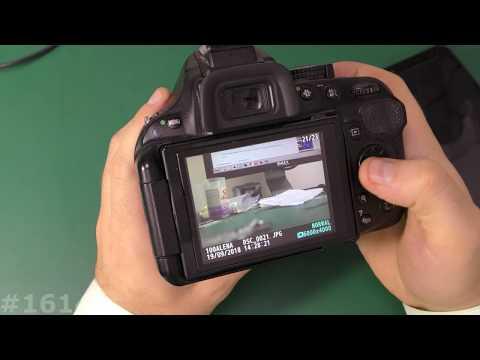Nikon D5200 Не открывает фотографии- Прошивка Фотоаппарата