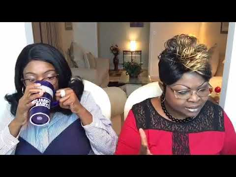 Diamond and Silk are discussing Las Vegas tragedy and San Juan Puerto Rico.