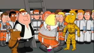 Star Wars Family Guy - Az Ébredő Erő Mashup (HUN)