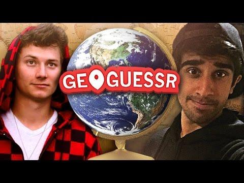 GEOGUESSR #11 with Vikk & Mitch (GeoGuessr Challenge)