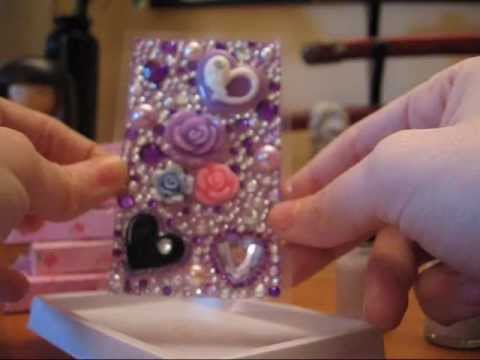 Regali fai da te: Come fare belle cover dei cellulari per ...