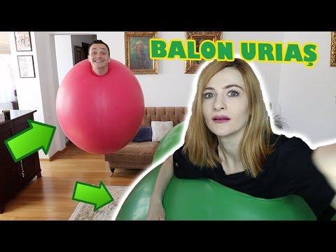 🎈 AM INTRAT ÎNTR-UN BALON URIAȘ