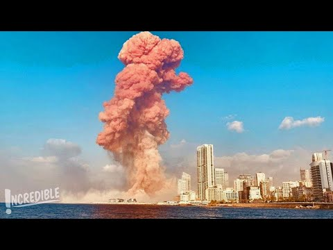 10 Biggest Accidental Non-Nuclear Explosions That Were Caught On Camera