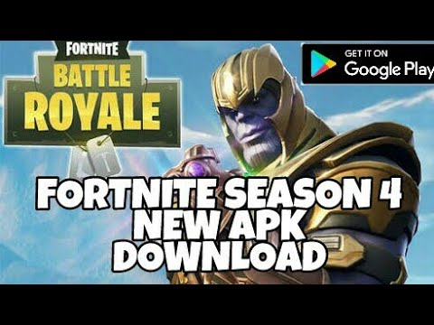 Fortnite Season 4 Apk Download