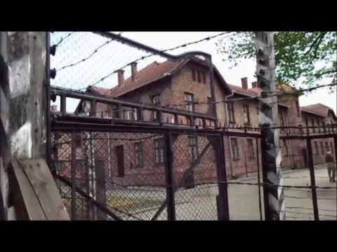 """בעקבות צדיקים תשע""""ג. במחנה ההשמדה אושוויץ. פולין - 11"""