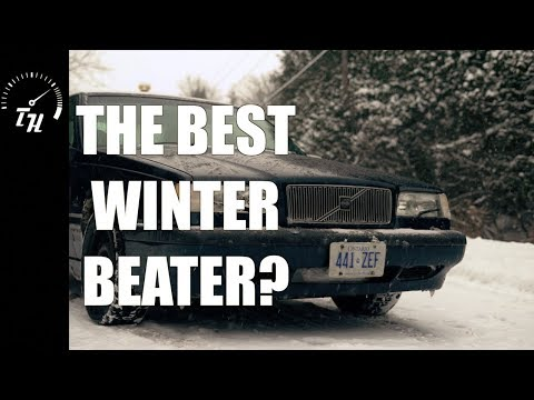 why the volvo 850 is a beast of a winter beater and a. Black Bedroom Furniture Sets. Home Design Ideas
