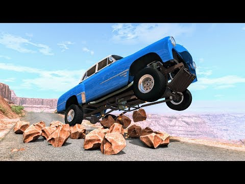 Rock 'n' Roll Crashes #2 - BeamNG Drive