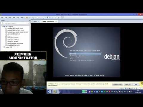 domain name server debian