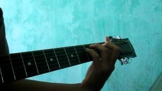 Lời yêu đó HKT guitar cover