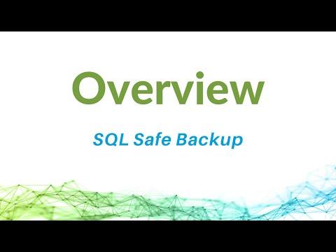 SQL Server Backup, Restore, and Virtual Database   IDERA SQL Safe Backup