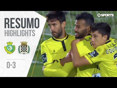 Highlights   Resumo: Vitória FC 0-3 Boavista (Liga 18/19 #32)
