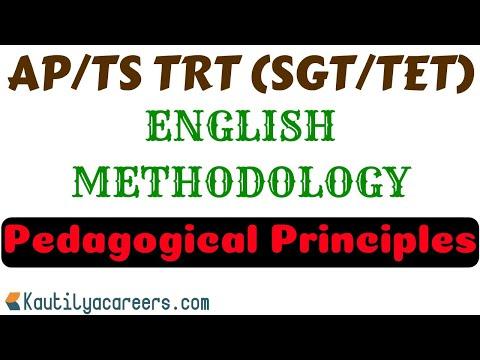 English Methodology