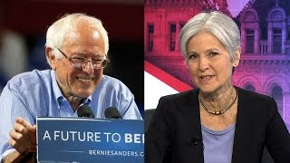 Jill Stein to Bernie Sanders: Run on the Green Party Ticket & Continue Your Political Revolution