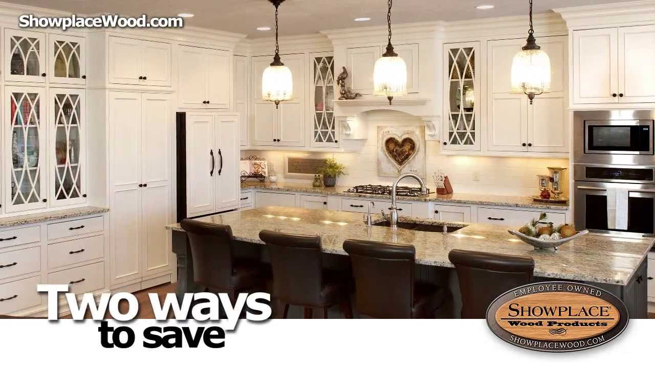 Showplace makes it easy to save on that new kitchen or bath