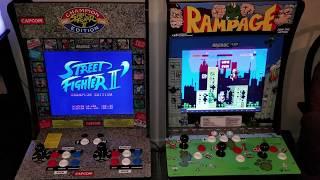 Arcade 1up collection so far!