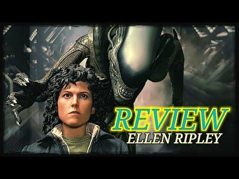 REVIEW HOT TOYS ELLEN RIPLEY 1979 ALIEN