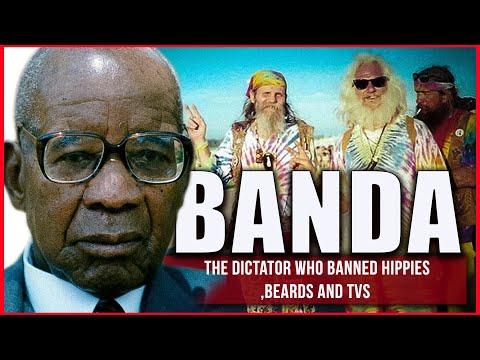 DR.Hastings Kamuzu Banda: The oddest dictator in Africa