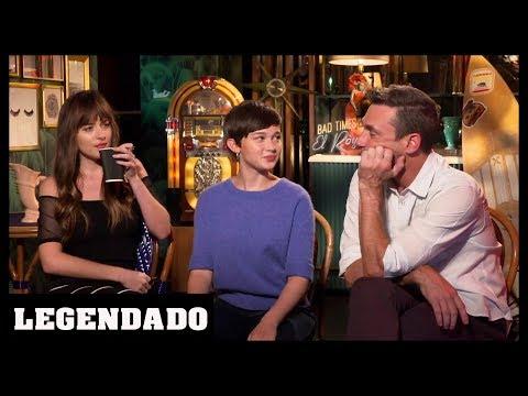 [LEGENDADO] Elenco de Bad Times At The El Royale - IMDb