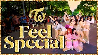 [KPOP IN PUBLIC] TWICE (트와이스) - 'Feel Special' | ONE-TAKE | DANCE COVER | Cli-max Crew from Vietnam