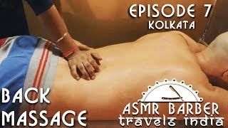 Relaxing Body Massage by Indian Girl - ASMR Video