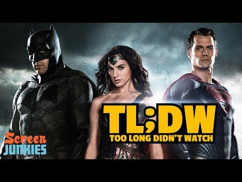 Every DCEU Movie Before Justice League Cram It!
