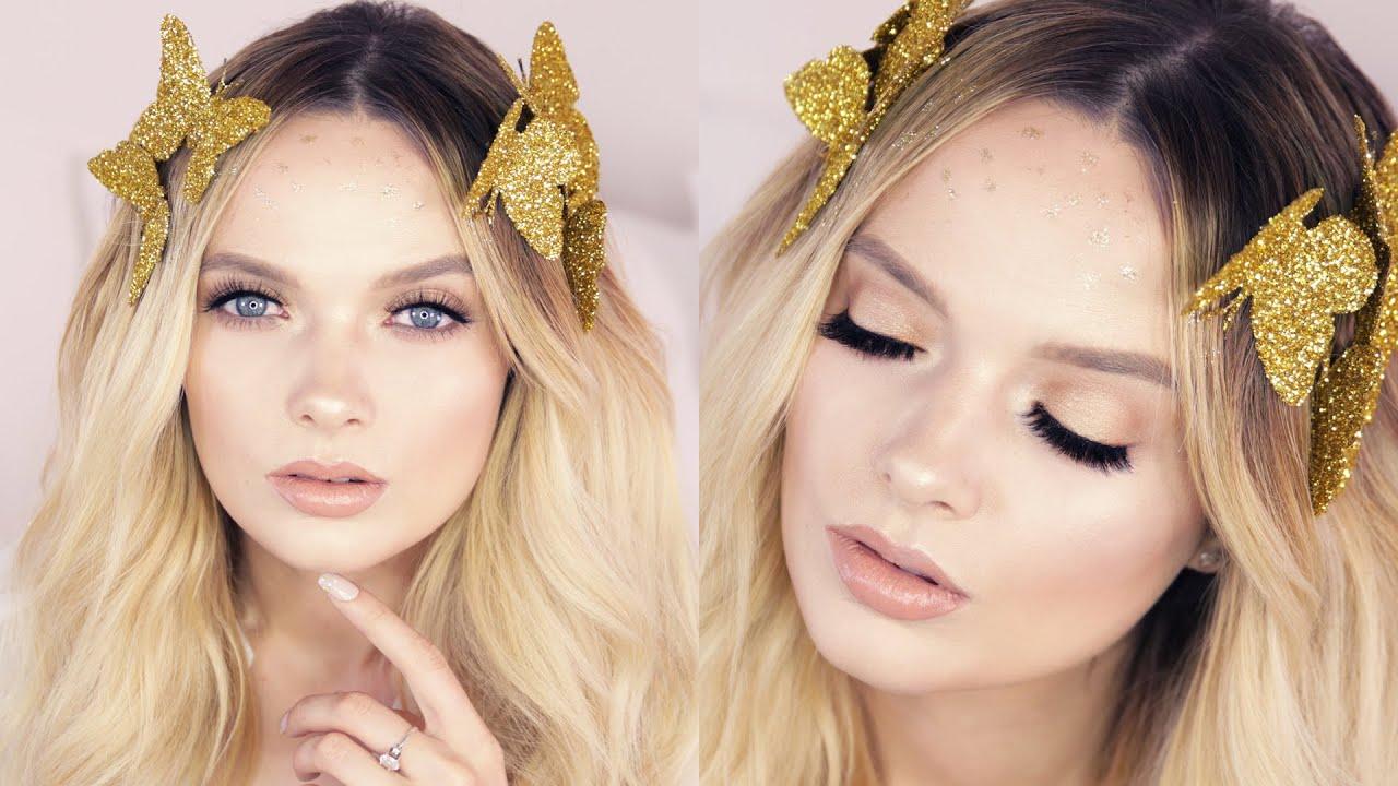 Snapchat Erfly Filter Makeup