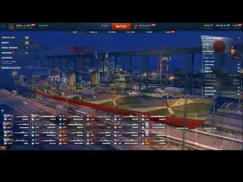 【WOWS】World of Warshipsをやってみた【潜水艦】