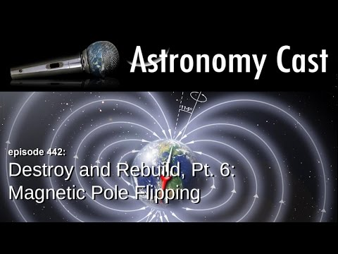 Astronomy Cast Ep. 442: Destroy and Rebuild Pt. 6: Magnetic Pole Flipping