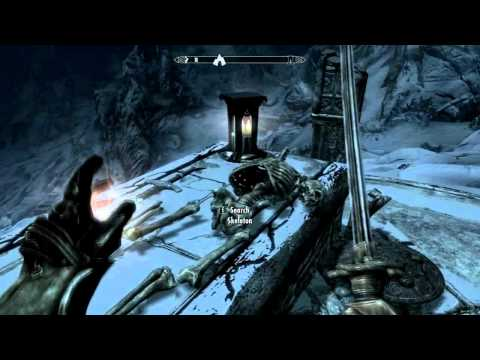 skyrim how to level smithing with carry weight