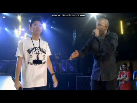 WORD - Rap Battle - AMAN RA vs JIN HACKMAN
