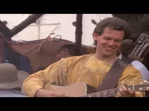 Randy Travis - Cowboy Boogie (Official Video)