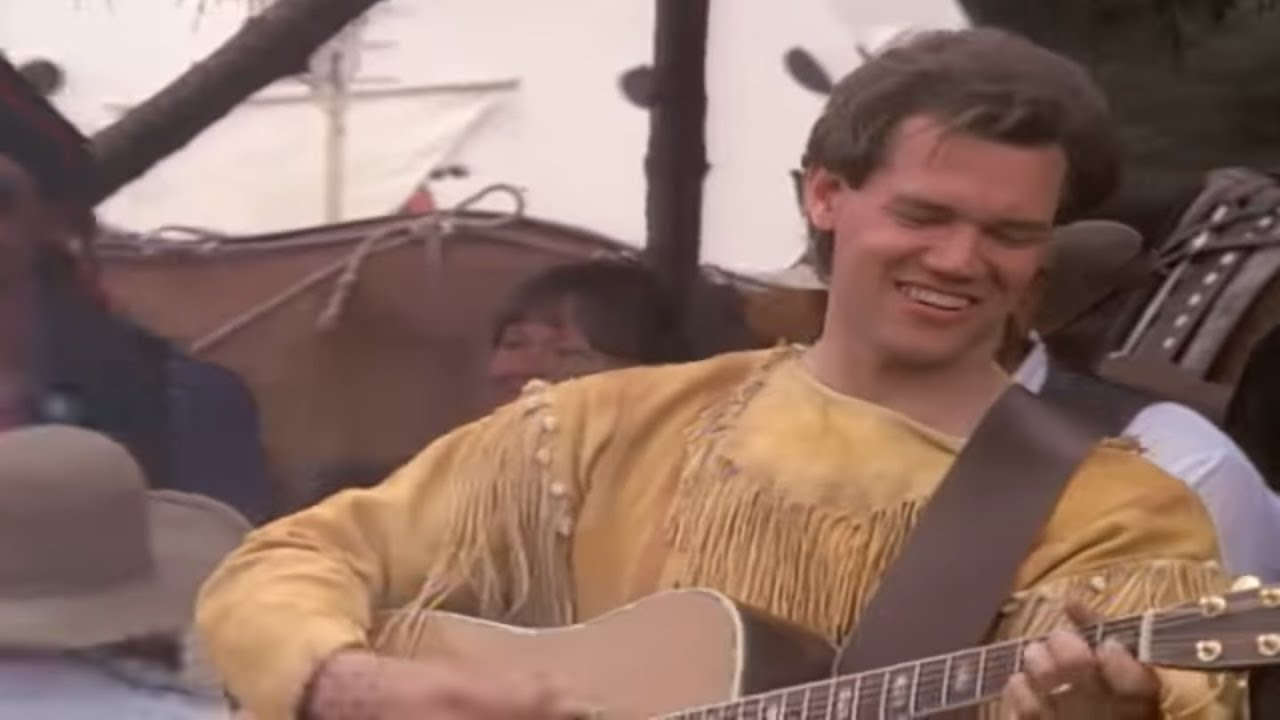 Randy Travis - Cowboy Boogie (Official Music Video)