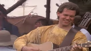 Randy Travis - Cowboy Boogie (Official Music Video) YouTube Videos