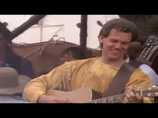 Randy Travis - Cowboy Boogie (Official Music Video)